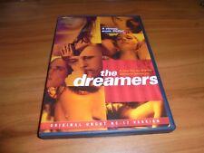 The Dreamers (DVD, 2004, Widescreen NC-17 Version) Used Michael Pitt, Eva Green