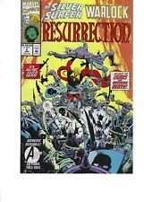 Silver Surfer / Warlock Resurrection #2
