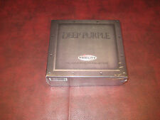 DEEP PURPLE AUDIO FIDELITY 24 KARAT GOLD LIMITED EDITION 4 CD SET NUMBERED BOX
