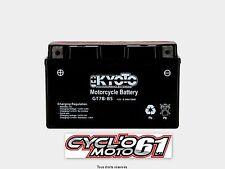 Batterie moto kyoto YT7B-BS Sherco city corp 125 2003 2004 2005