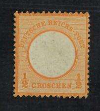 CKStamps: Germany Stamps Collection Scott#3 Mint H OG