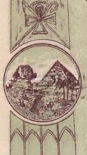 KAIRO  L. Mosserie & Co. 1918 (3 Stücke / Finanzierungsunternehmen)