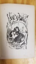 Now-A-Days Laura Curtis 1854 Hardcover Rare Scarce