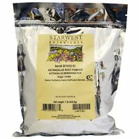 Starwest Botanicals Astragalus Root Powder 1 lb 453 6 g Kosher