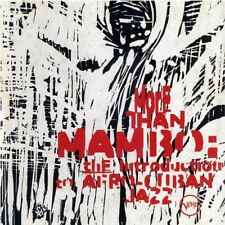 More Than the Mambo: Introduction to Afro-Cuban Jazz (2 CD set)