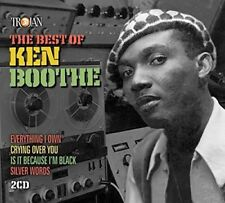 KEN BOOTHE THE BEST OF 2 CD