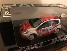 Rally Car Models 1:18 Solido Racing Collection C2 Super 1600 2004