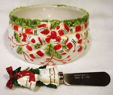 CHRISTMAS DIP MIX SET BY SONOMA  2 PIECE SET  NEW IN BOX