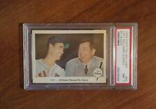Ted Williams/Boston Red Sox 1959 Fleer #42 PSA GRADED NM 7