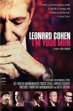 Leonard Cohen: I'm Your Man DVD NEW