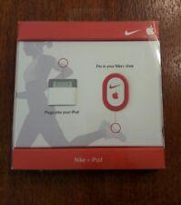 Nike + iPod SENSOR SPORT KIT Shoe Communicates With iPod Instant Audio Feedback