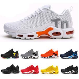 2021 Womens Mens TN Vapor Running Shoes Air Cushion  Metallic Trainer Sneaker