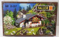 Faller H0 Berghaus B-287 - OVP NEU NEW