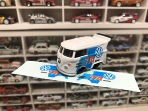 DECALS for Hot Wheels Kool Kombi - Volkswagen Motorsport