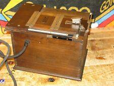 Kodak Amateur Printer Wooden 4x5 Contact Printer Working