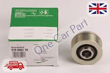 LUK INA 535006310 Fiat 500 Doblo Suzuki Opel 1.3 CDTI Alternator Clutch Pulley