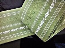 Green Kaku Obi belt iaido iaito kendo aikido Karate martial arts Japanese arts
