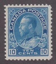 "Canada 1922 #117 King George V ""Admiral"" Issue MH F/VF"