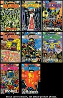 Millennium 1 2 3 4 5 6 7 8 Complete Set Run Lot 1-8 VF/NM