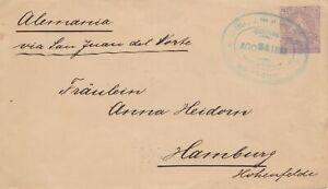Nicaragua 1898: Managua to Hamburg