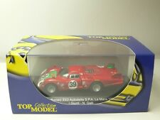 ALFA-ROMEO 33.2 AUTODELTA S.P.A. #39 LE MANS 68 TOP MODEL COLLECTION TMC246 1:43