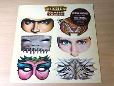 EX- !! Glenn Hughes & Pat Thrall/Hughes Thrall/1982 Epic LP/Deep Purple