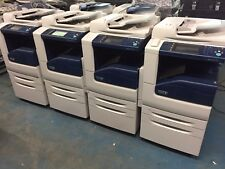 Xerox WorkCentre 7225 COLOUR COPY NETWORK PRINT SCAN EMAIL - JOB LOT 4 MACHINES