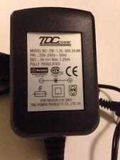 TDC Power Supply Adattatore Trasformatore DB - 1.25 - 05D 35/9R 5V 1.25VA. NUOVO
