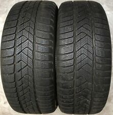 2 Winterreifen Pirelli Pirelli SottoZero 3 *Winter (RSC) 225/45 R17 91H M+S RA16