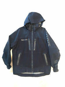 Simms Fishing Gore-Tex Pro Dry Jacket - Size L