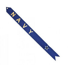 Military Service Flagpole Streamer Kit Blue Star Navy
