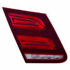 FITS MERCEDES E CLASS 2015-2016 LEFT INNER TAILLIGHT TRUNK LID LAMP TAIL LIGHT