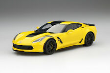 TS0119 - 1/18 CHEVROLET CORVETTE GRAND SPORT CORVETTE RACING YELLOW (RESIN)