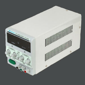 DC Digital Switch Labornetzteil Labornetzgerät Power Supply Regelbar 0-30V