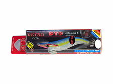 NEW DTD Squid Jig Retro Oita GLOW SOUND EFFECT Size: 3.0 ~ 90mm Color: BLUE