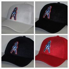 Houston Oilers Air Mesh Cap 🏈Hat 🏈CLASSIC NFL PATCH/LOGO 🏈4 Colors 🏈NEW