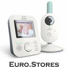 Philips Avent SCD620/26 Digital Video Baby Monitor Lullabies & Talkback Genuine