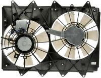 Engine Cooling Fan Assembly Dorman 621-434 fits 07-15 Mazda CX-9 3.7L-V6