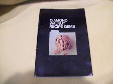 1972 Diamond Walnut Recipe Gems - Cookies Cakes Desserts Pies Salads etc - Excel