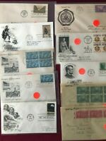 FDC First Day of Issue Covers. AB-55