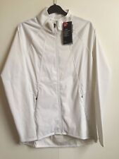 Under Armour UA Women's Coldgear Reactor Storm Jacket - Small - White