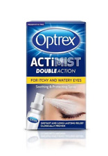 Optrex Actimist 2 in 1 Eye Spray for Itchy Watery Eyes 10ml