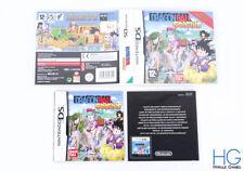 Dragonball orígenes en Caja-Nintendo DS NDS JUEGO PAL