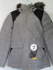 Lole Shine PrimaLoft Down Blend Waterproof Insulated Reversible Jacket, size M