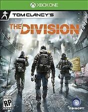 Tom Clancy's The Division (Microsoft Xbox One, 2016) - COMPLETE
