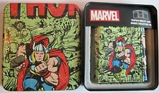 Avengers Thor Marvel Comics Trifold Wallet Marvel Comics Brand New 0013