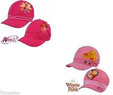 Cappelli in poliestere per bambine dai 2 ai 16 anni