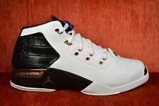 0d3ab06f958a97 WORN TWICE Nike Air Jordan 17 XVII + White Black Copper Retro 832816-122  Size