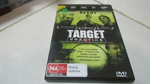 Target Practice - DVD - MA Rated - FREE Registered Post Included