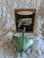 Hallmark Keepsake Christmas Ornament - Romulan Warbird 1995 Star Trek